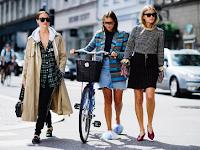 7 Inspirasi Blazer ala Denmark dari Kopenhagen Fashion Week