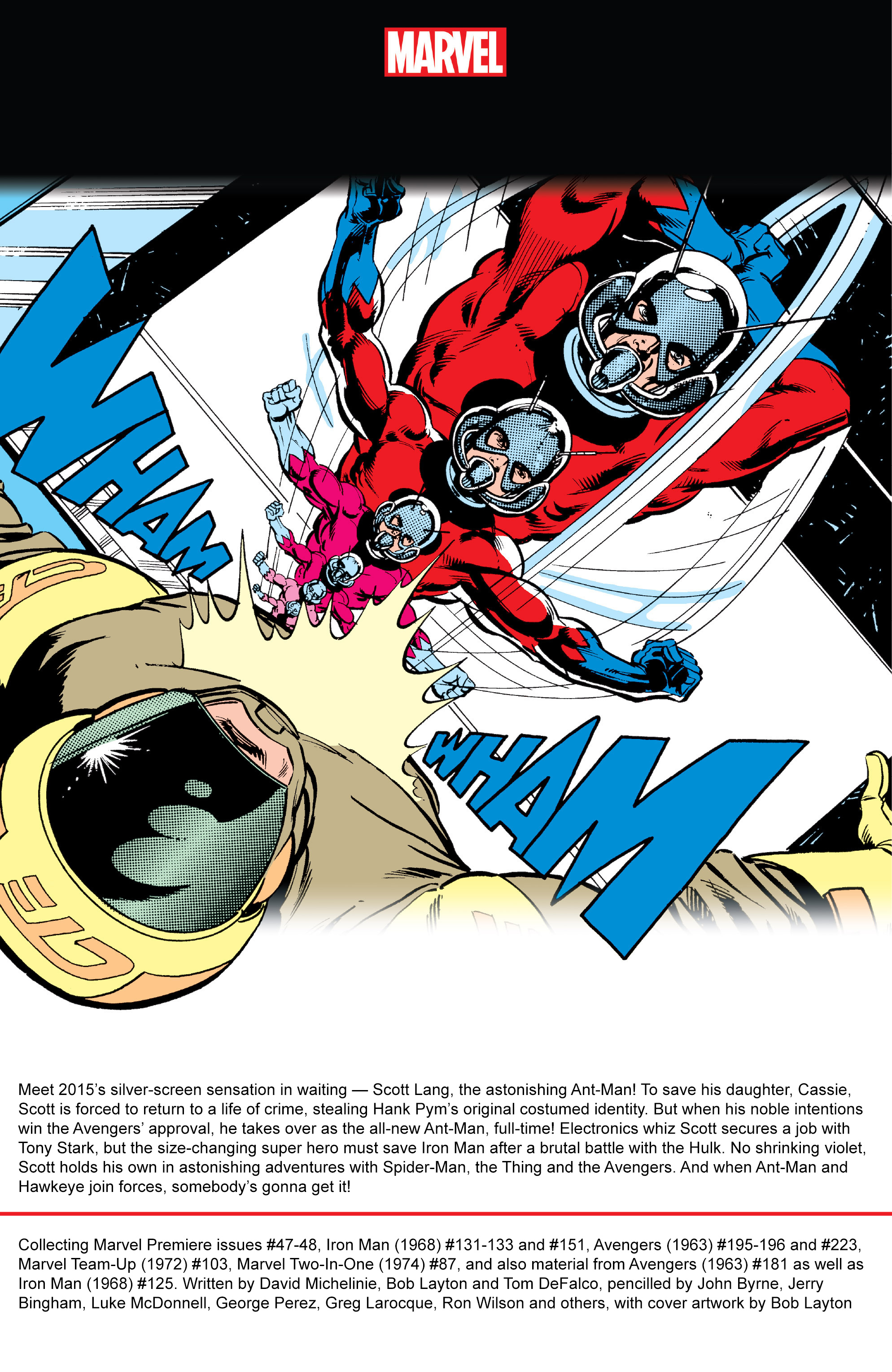 Read online Ant-Man comic -  Issue #Ant-Man _TPB - 232