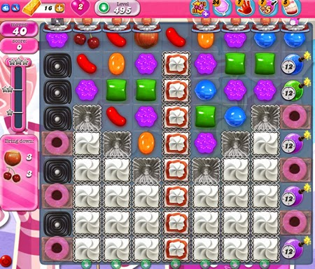 Candy Crush Saga 495