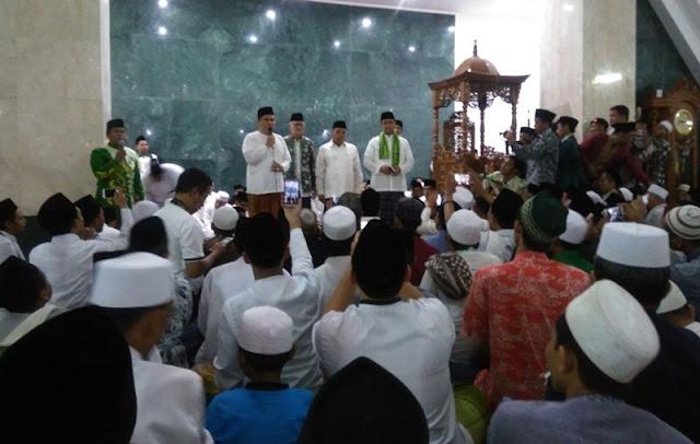 Dengan Bershalawat Nariyah, Kiai Said Aqil: Allah Jaga Indonesia