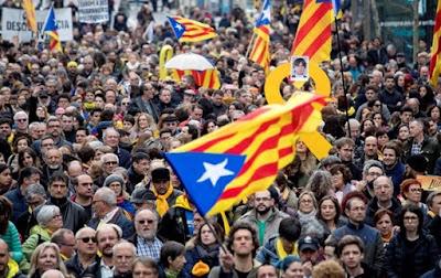 Росія підтримувала сепаратистів Каталонії - розвідка ФРН