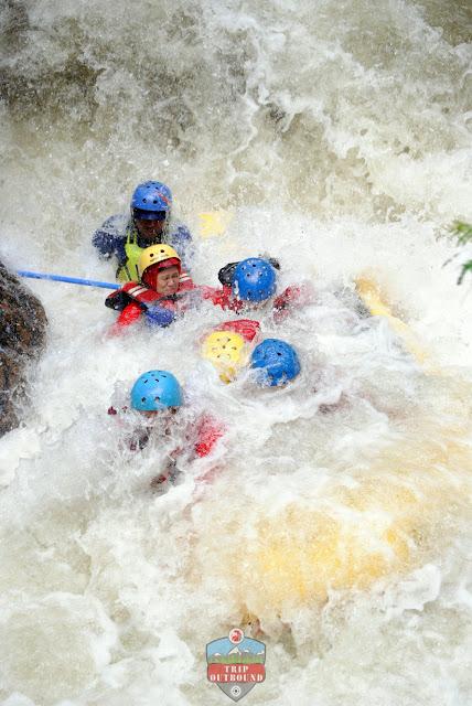 Rafting Arung Jeram Sungai Palayangan Pangalengan