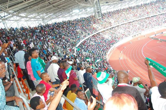 Nigeria vs Zambia: No Life Lost In Uyo Stadium