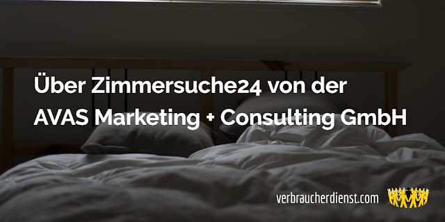 Titel: Über AVAS Marketing + Consulting GmbH / Zimmersuche24
