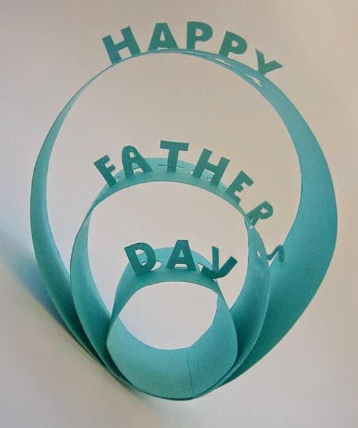 Amazing Happy Birthday Dad Gift Wrapper Design