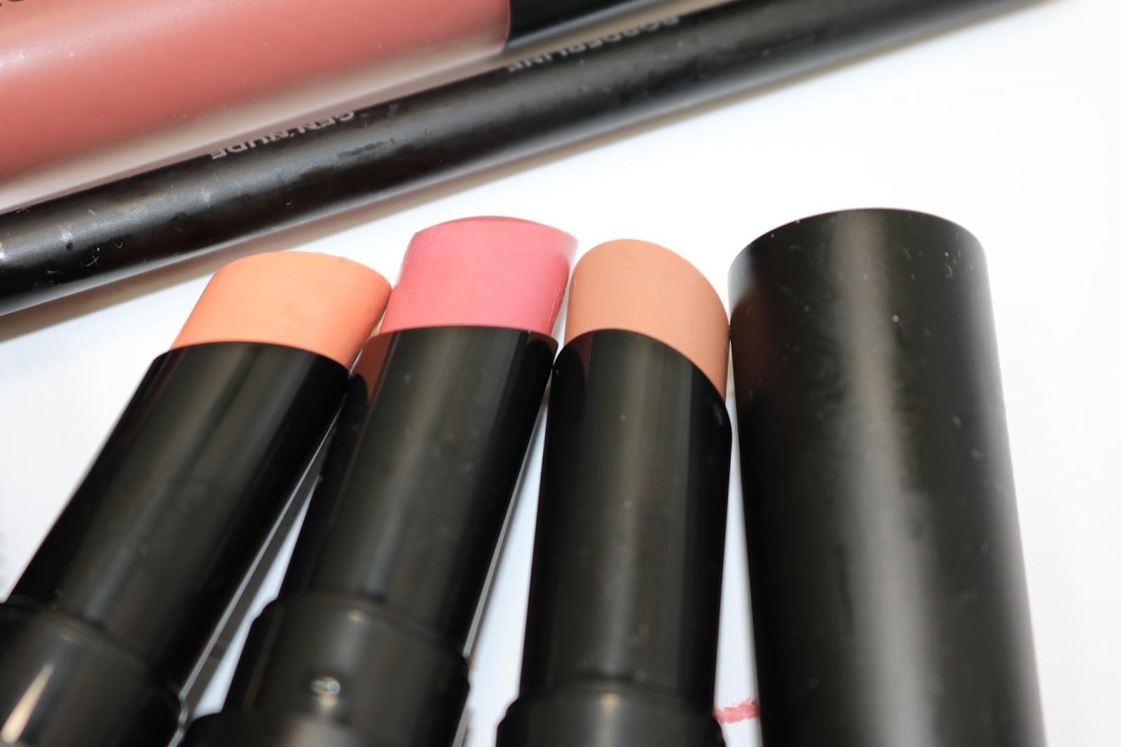 bareMinerals Gen Nude Lipsticks