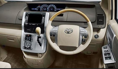 in addition Toyota C Hr Concept likewise Sienta Interior together with Toyota Tundra Front Angle X additionally Maxresdefault. on 2016 toyota noah interior