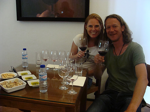 Wine tasting in Alentejo | Happy in Red