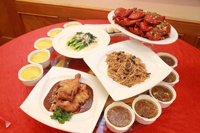 Crab Yummy Combo @ Tung Yuen Chinese Restaurant