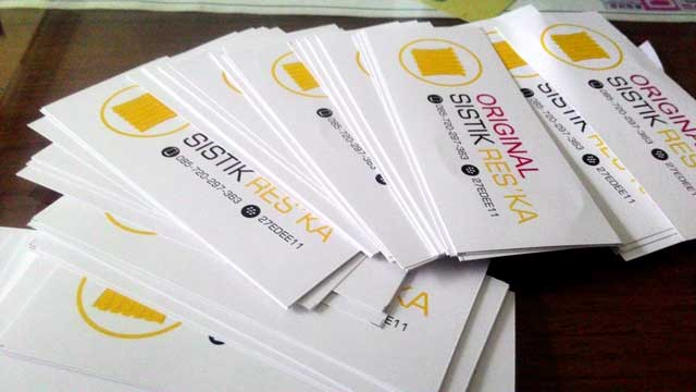 Cetak-Stiker-Label-Produk Cetak Stiker Label Kemasan
