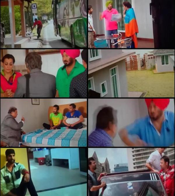 Munde Kamaal De 2015 Punjabi pDVDRip 700mb