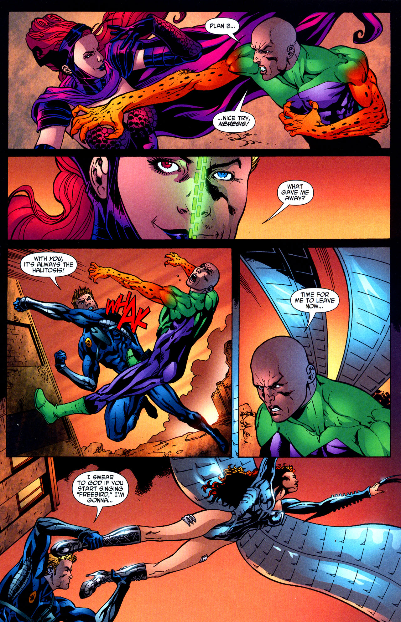 Read online Wonder Woman (2006) comic -  Issue #12 - 13
