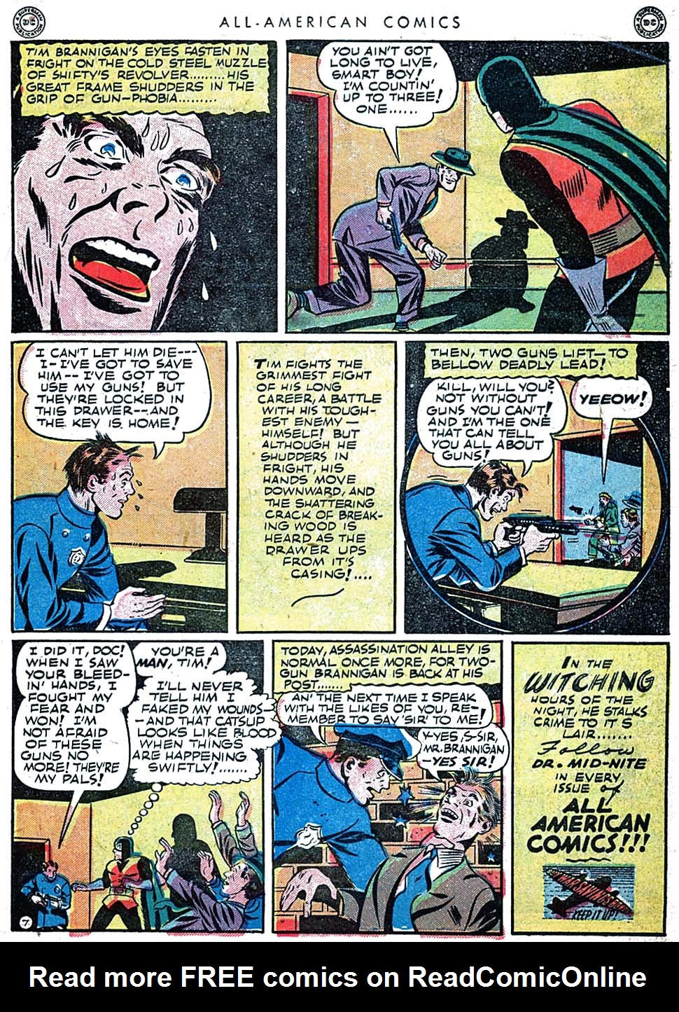 Read online All-American Comics (1939) comic -  Issue #62 - 23