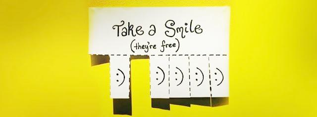 Yellow Smiles On Friday