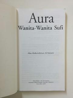 Aura Wanita-Wanita Sufi