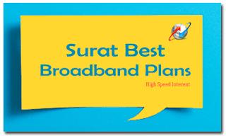 BSNL Surat Broadband Plans