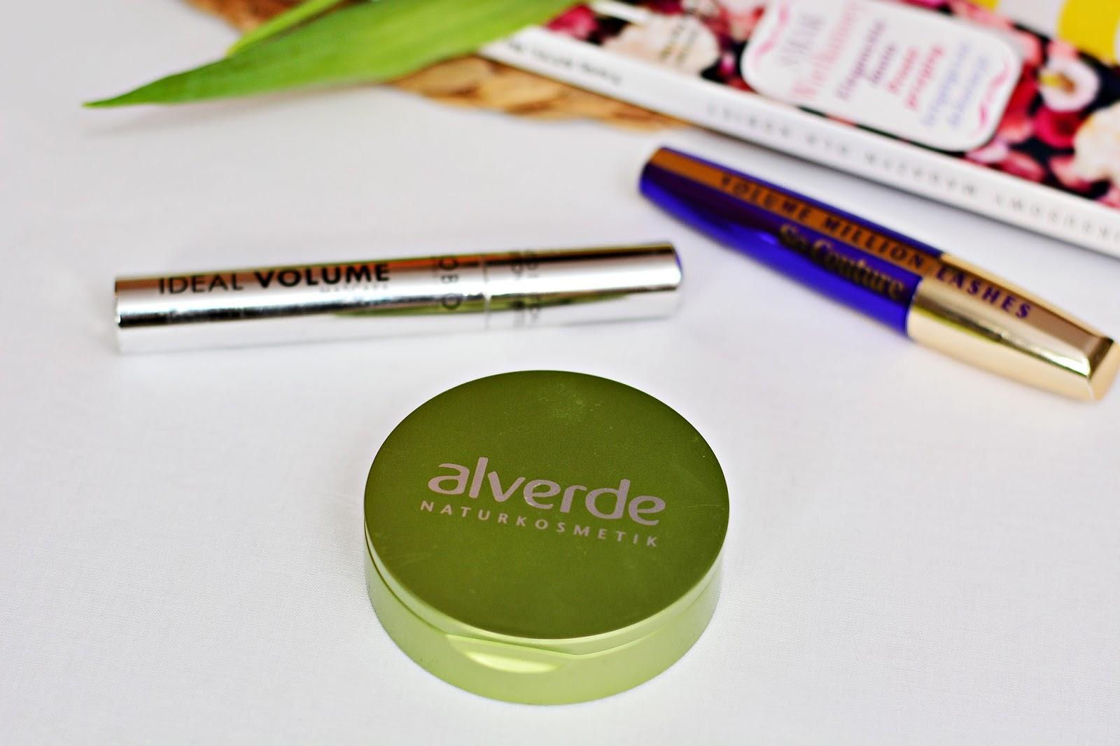 podkład w kompakcie Alverde NATURKOSMETIK Kompakt Make-up