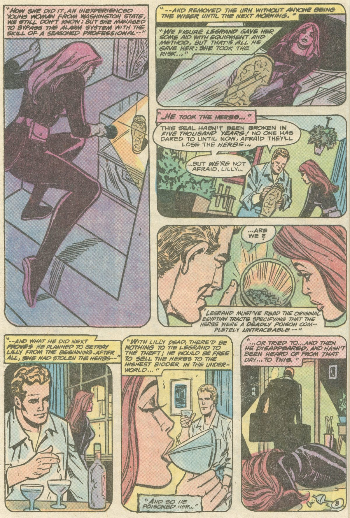 Read online World's Finest Comics comic -  Issue #252 - 73