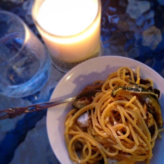 At Home Date Night - Dinner by Candlelight