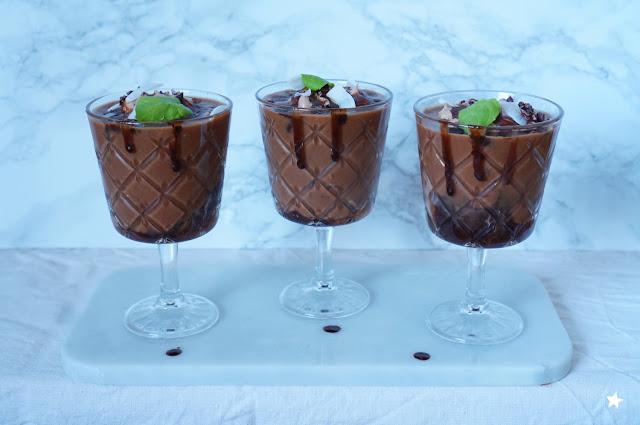 milkshake vegan cacao huile essentielle menthe nice cream