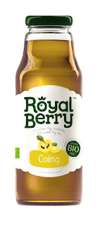 jus de coing bio - Royal Berry