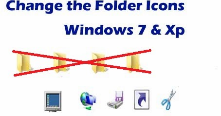 How to Make Your Own Folder Icons Windows XP / 7
