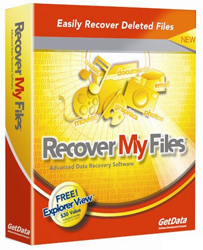 GetData Recover My Files 4.9.4.1324  torrent download for PC