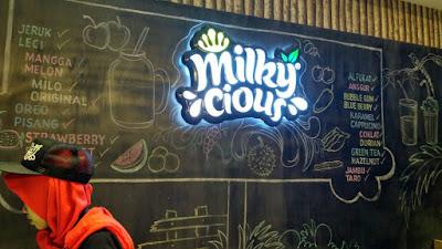 Milkycious