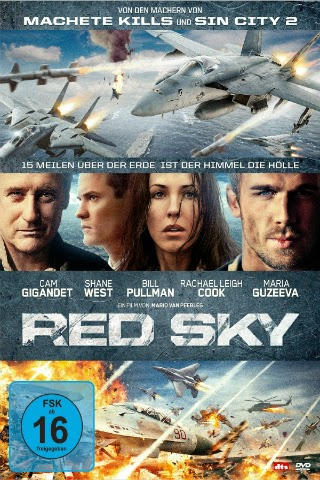 Red Sky [2014] [DVDR] [NTSC] [Latino]