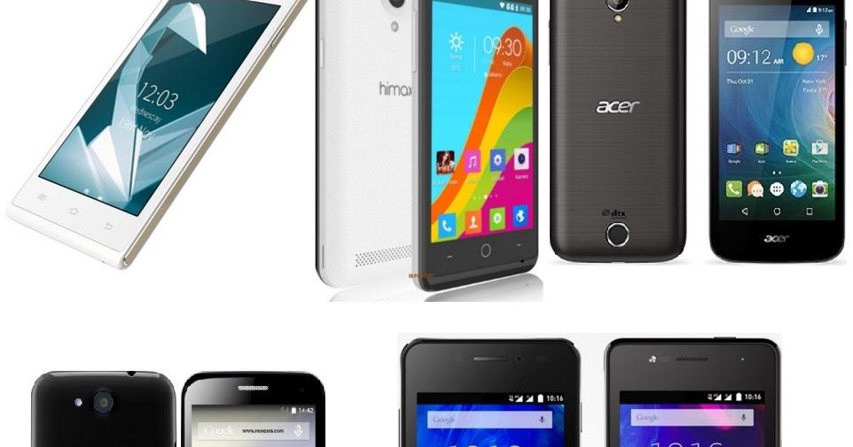 Harga HP Android Dibawah 1 Juta Murah Kualitas Bagus 2016