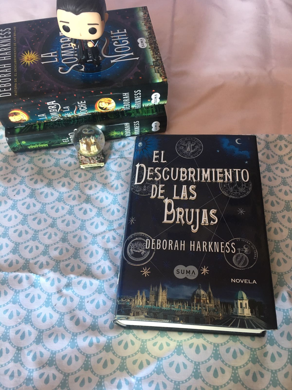 Pandora Books Reseña El Descubrimiento De Las Brujas 1 De Deborah Harkness