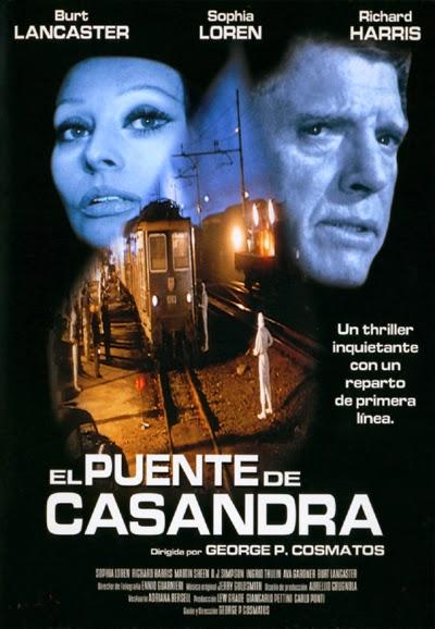 El puente de Cassandra 1976 | Carátula