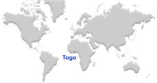 image: Togo Map location