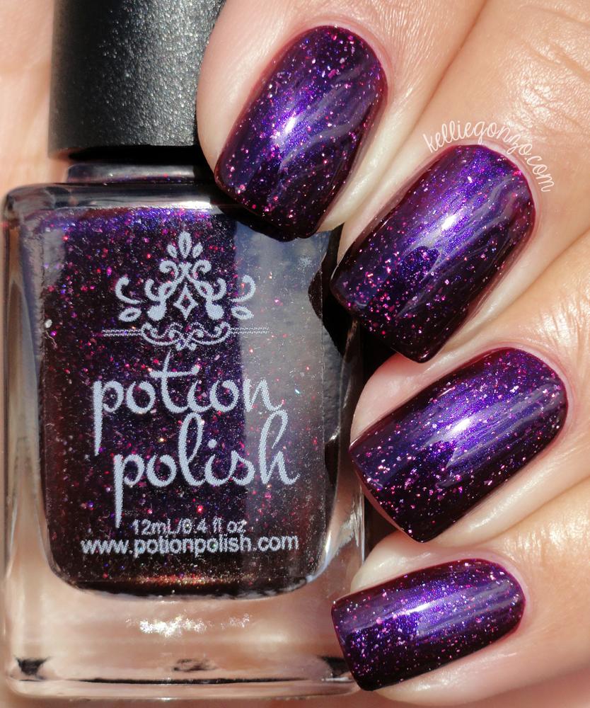 Potion Polish Christmas Cheer