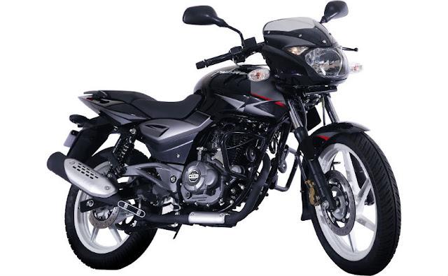 New 2018 Bajaj Pulsar 150 motor bike