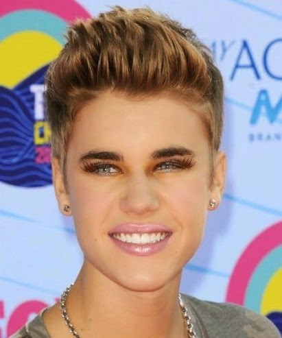 Justin Biber MTF transformation