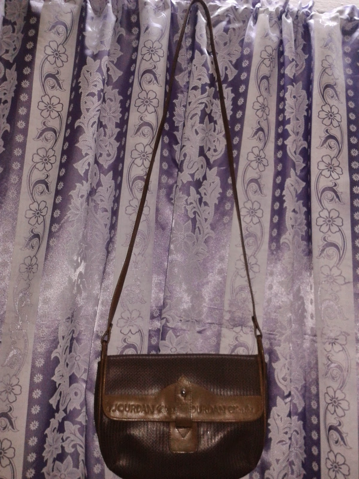 725a44d85139 Authentic CHARLES JOURDAN brown mini sling handbag to let go. Still in good  condition 9 10. Size 6  x 8 1 2  Price RM150 Add RM10 postage to peninsular  ...