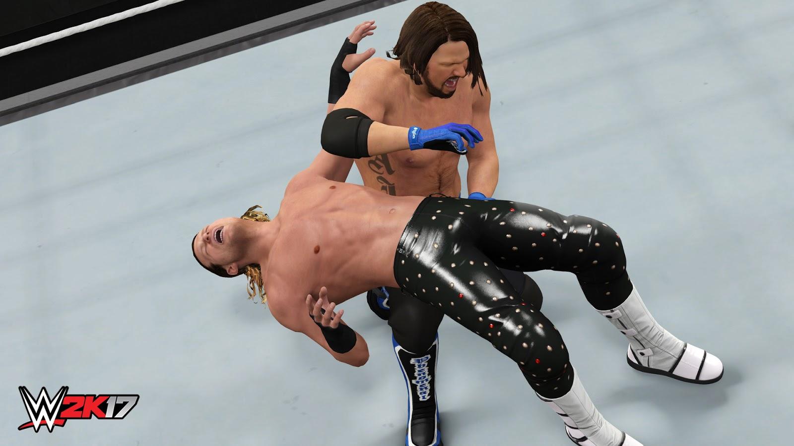 WWE 2K17 ESPAÑOL PC Descargar Full (CODEX) + REPACK 10 DVD5 (JPW) 7