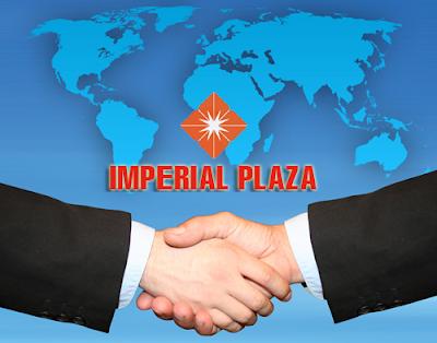 Lễ ký kết hợp tác phân phối dự án Imperial Plaza