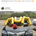 Popular Nigerian Blogger Linda Ikeji buys mum a car (see photo)