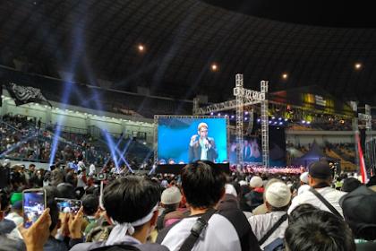LSI Angkat Bicara: Jika UAS Netral, Jokowi Ma'ruf Menang