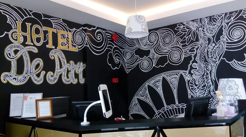 Penginapan 2 Hari 1 Malam di Hotel De Art Seksyen 9, Shah Alam