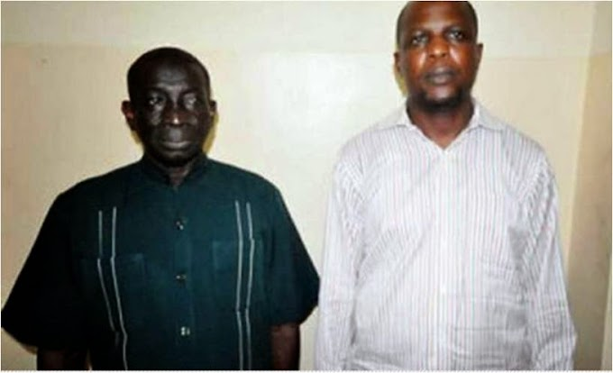 See The Faces of Federal Govt Workers Involved in N1bn Economic Reform Scam (Photo)