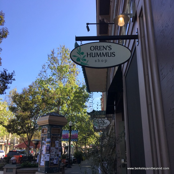 Weekend Adventures Update Mountain View Oren S Hummus Shop