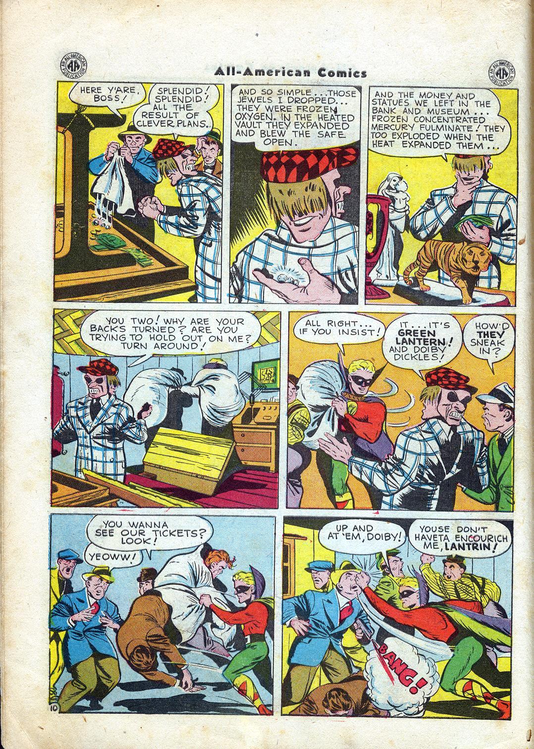 Read online All-American Comics (1939) comic -  Issue #69 - 13