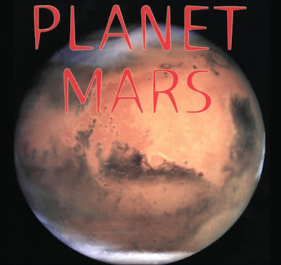 Planet Mars: Ciri Ciri dan Karakteristik Mars
