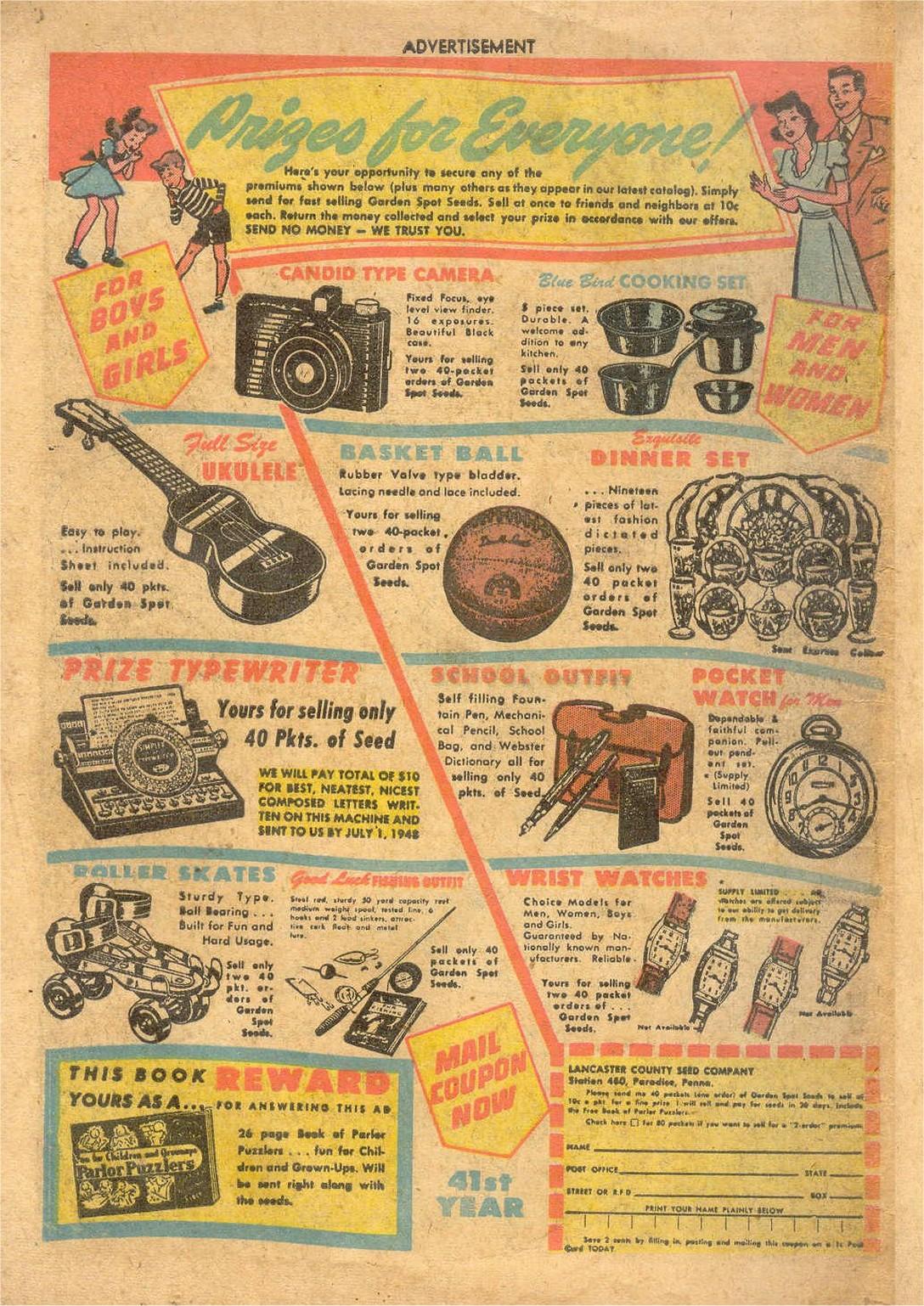 Read online Detective Comics (1937) comic -  Issue #132 - 50