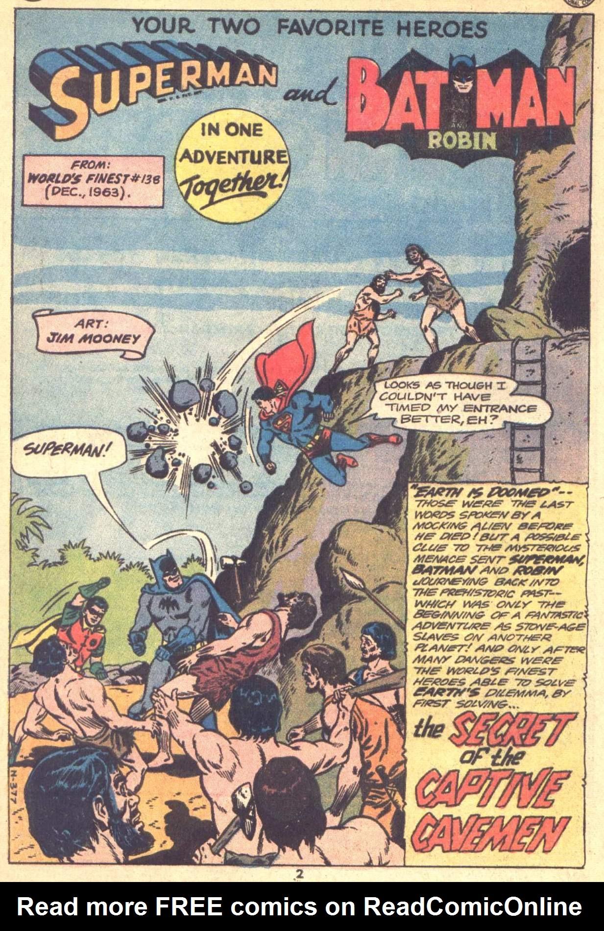 Read online World's Finest Comics comic -  Issue #206 - 3