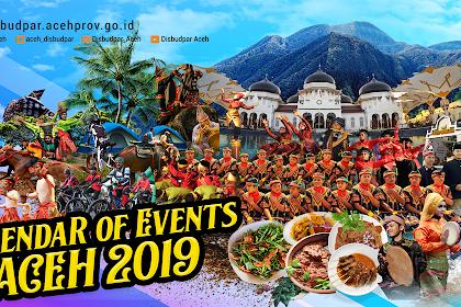 10 Event Wisata Unggulan Aceh