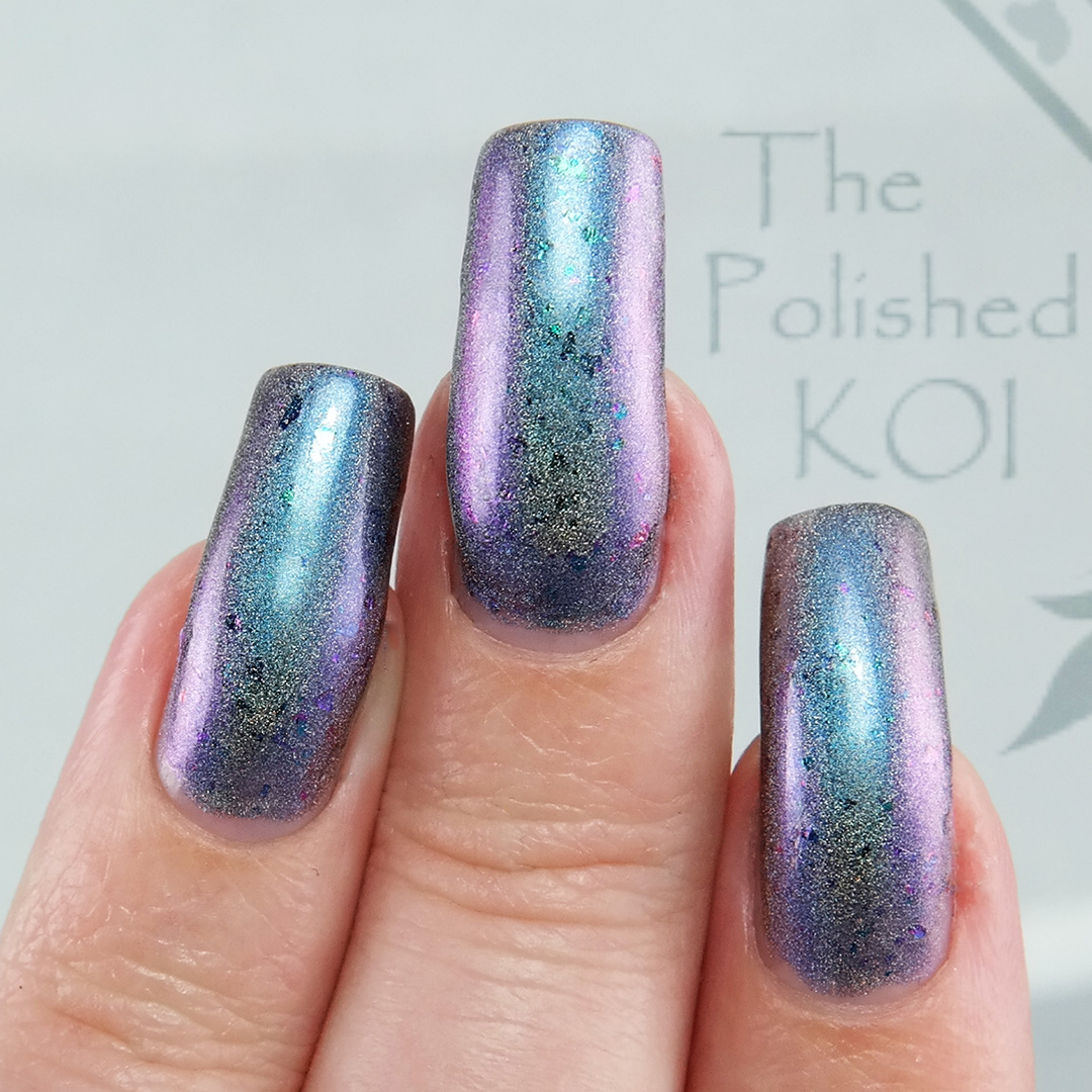Fresh Paint Nail Polish Holographic - Creative Touch